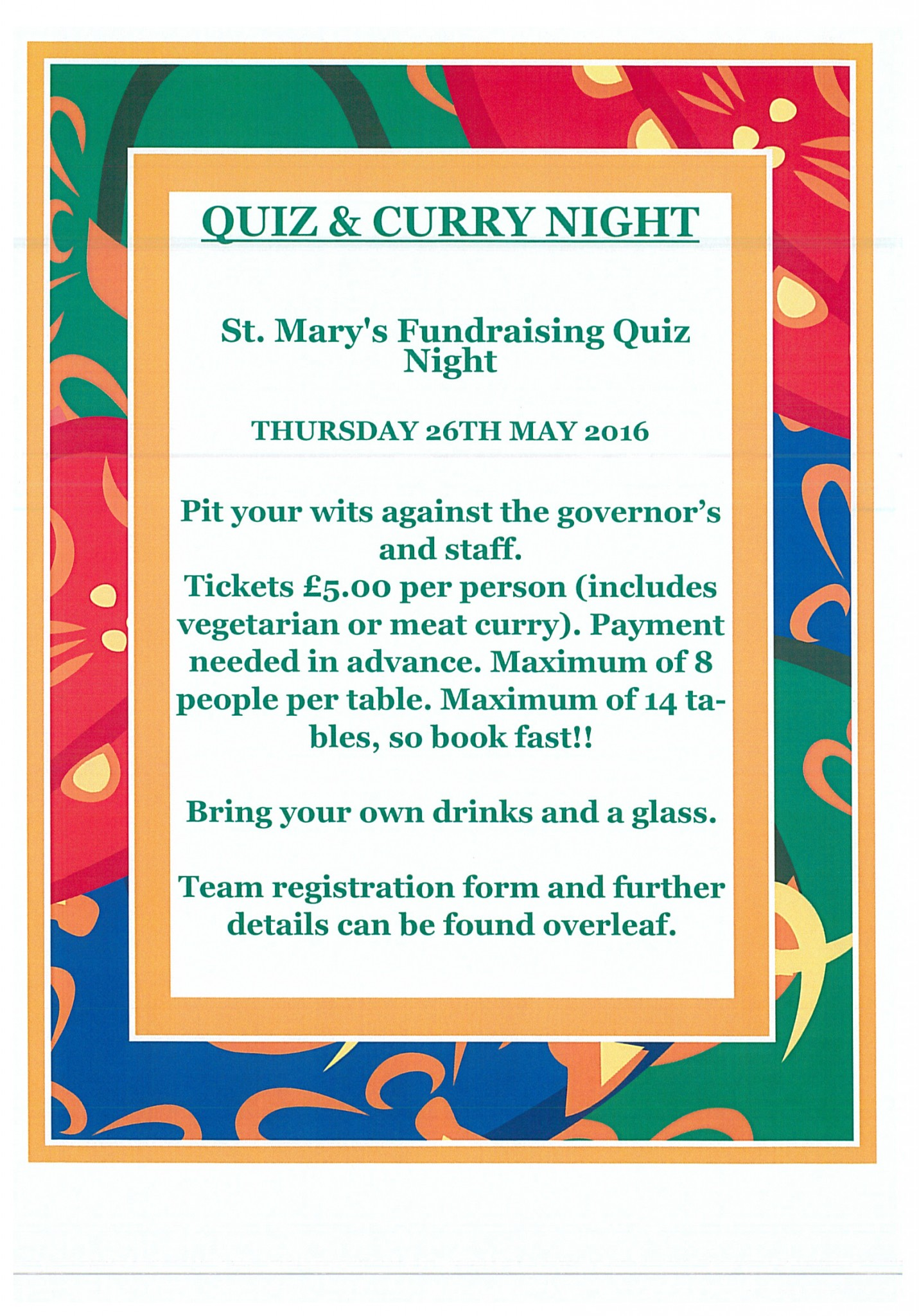 Curry & Quiz night (1)